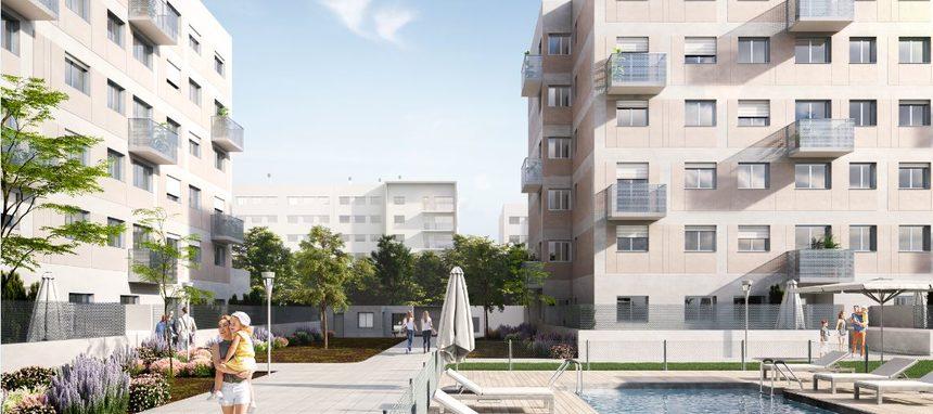 Grupo Lar se suma al negocio del alquiler y construirá 5.000 nuevas viviendas