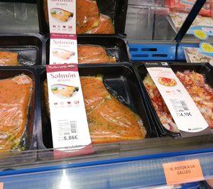 Profand entra por la puerta grande en pescado embandejado con Mercadona