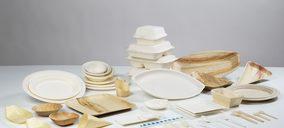 Makro lanza una gama de menaje desechable biodegradable para horeca