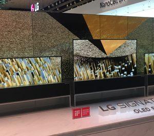 LG Electronics mejora su rentabilidad en España en 2018 pese a bajar ventas