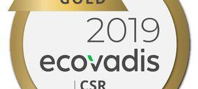 Koehler obtiene el sello de oro por su compromiso con la sostenibilidad