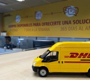 DHL Express presenta un nuevo proyecto de plataforma