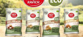 Frit Ravich lanza frutos secos ecológicos en envase compostable