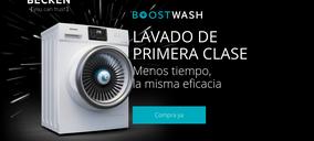Worten lanza su gama de lavadoras ecológica y económica Becken Boostwash