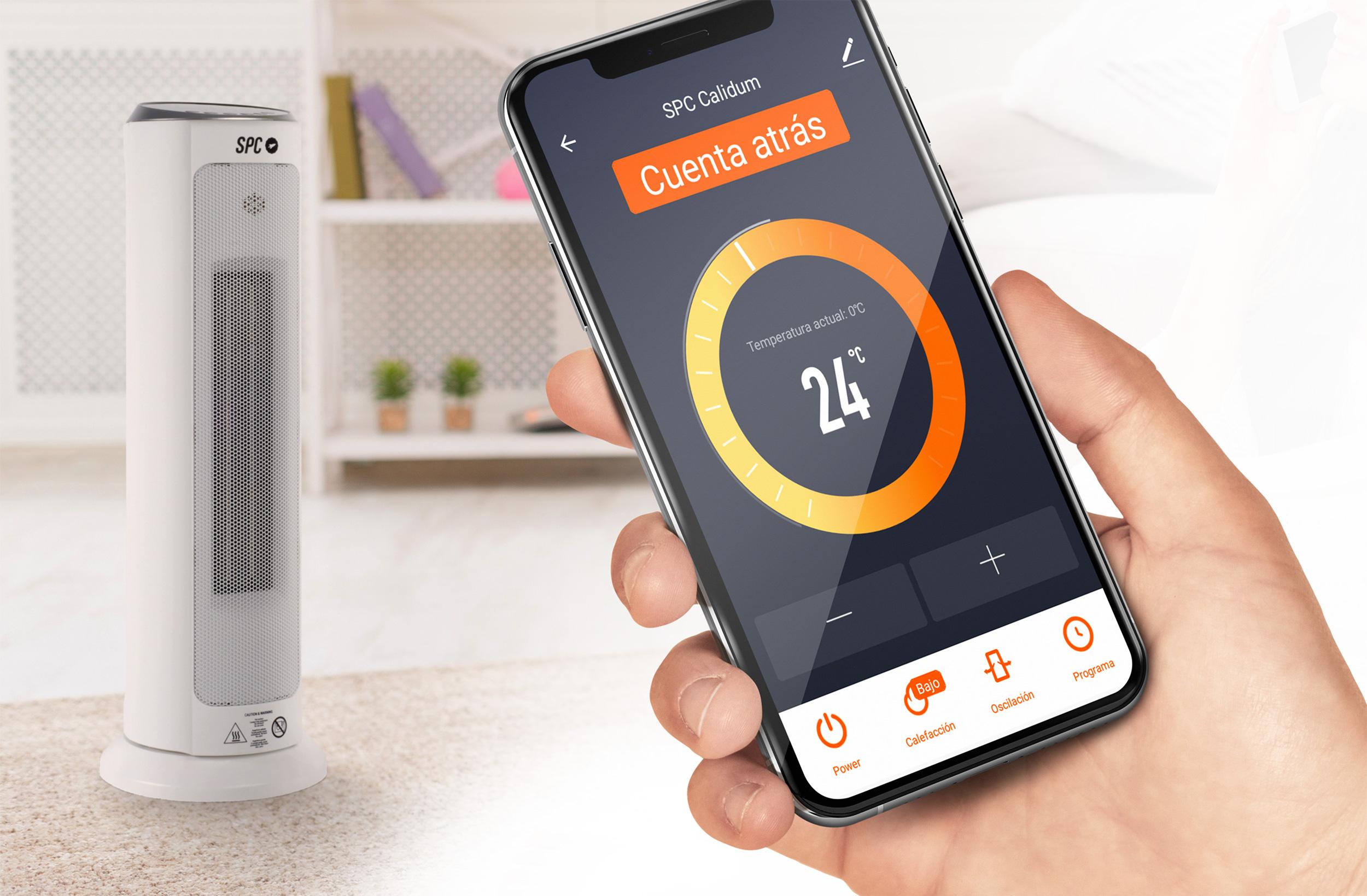 SPC amplía su gama IoT para el bienestar en el hogar