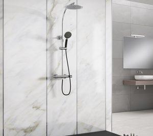 Strohm, la marca de Teka para baño, presenta el nuevo sistema de ducha Healthy