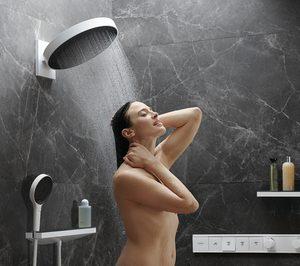 Hansgrohe lanza las nuevas duchas Rainfinity