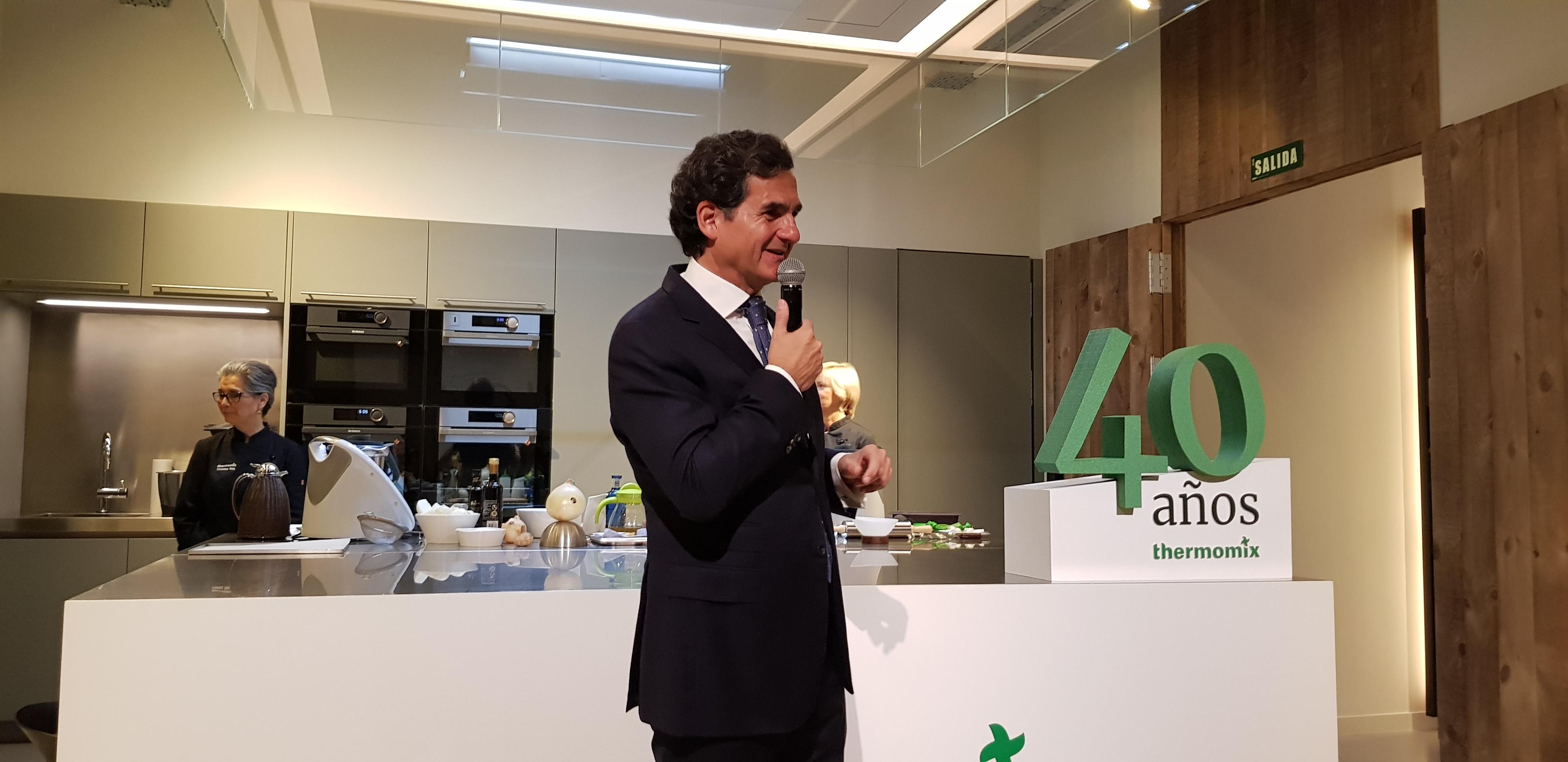 Ignacio Fernández-Simal, director general Vorwerk España