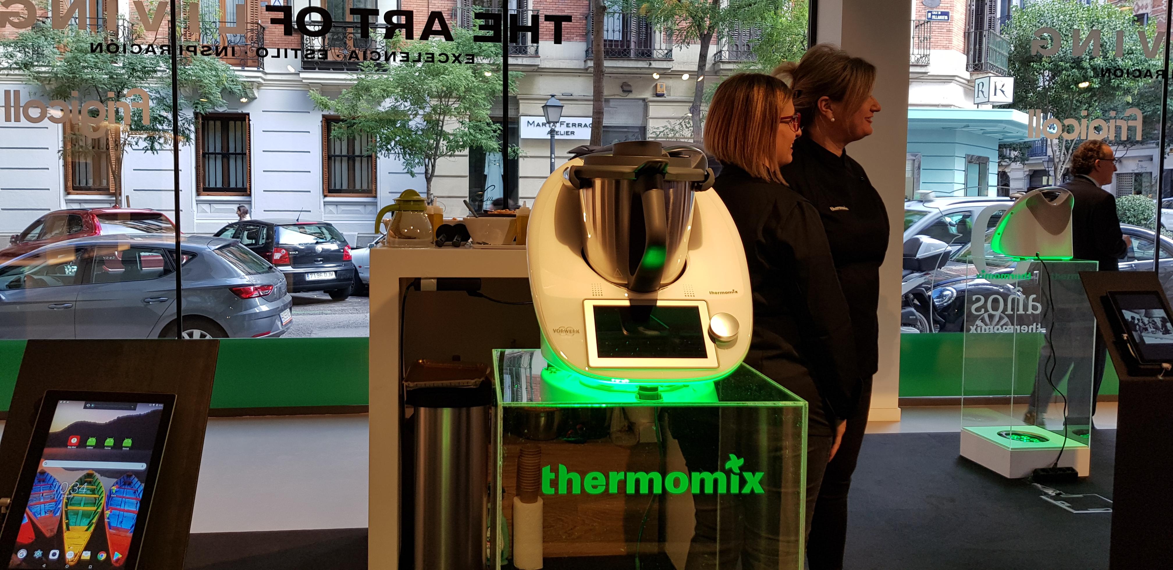 Thermomix, 40 años por delante y por detrás