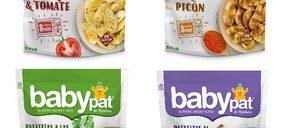 Patatas Hijolusa lanza su primera gama microondable condimentada y con un packaging exclusivo