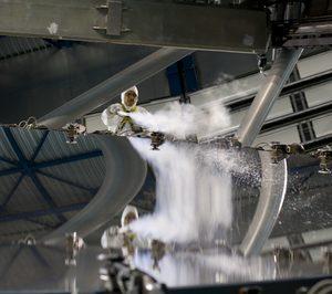 Una comercializadora de maquinaria para limpieza industrial inicia la producción