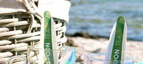 La danesa Sprout trae a España su nueva cuchara biodegradable con té includo