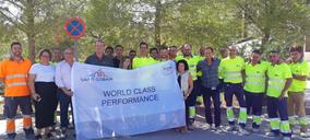 La fábrica de Placo en Morón de la Frontera, premiada en el programa World Class Manufacturing