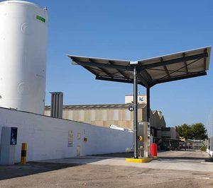 Ham sigue con su desarrollo de estaciones de servicio GNL y GNC