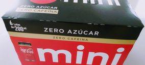 Coca-Cola apuesta por el cartón estucado para sus packs de latas