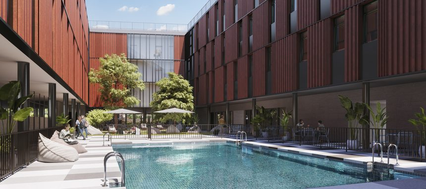 Syllâbus invertirá 30 M€ en construir dos nuevas residencias de estudiantes en Madrid