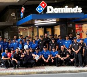 Dominos Pizza acelera en el archipiélago canario