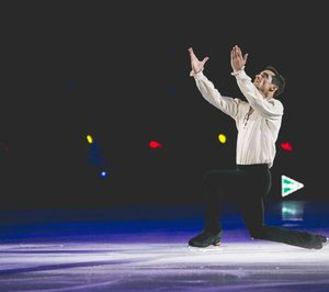 Mitsubishi Electric, patrocinador oficial del espectáculo Revolution on Ice Tour 2019