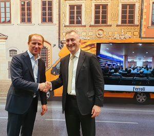 Ferroli y Vodafone firman acuerdo para desarrollar calderas conectadas