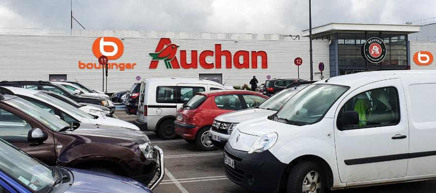 Boulanger abre shop-in-shop en Auchan