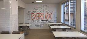 Albie ultima la nueva cafetería del Hospital de Donostia y suma nuevos contratos