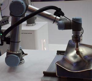 Schunk, Universal Robots e Infaimon acercan la robótica colaborativa