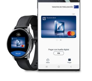 Deutsche Bank se incorpora al servicio de pago móvil Samsung Pay