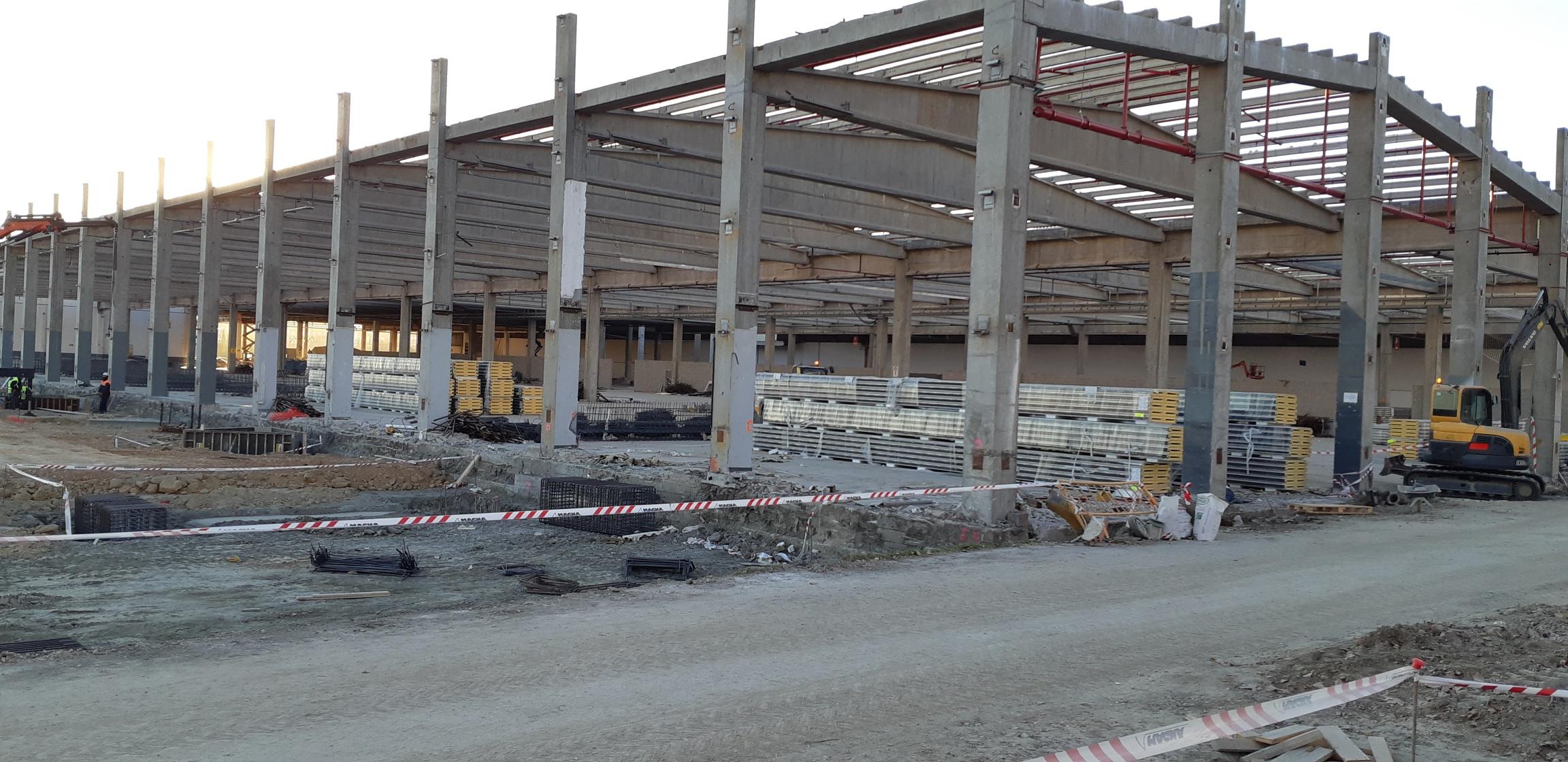 Merlin Properties entrega la 2ª fase del centro logístico Pinto II a MediaMarkt