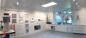 Rehau inaugura showroom en Barcelona