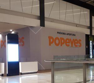 RBI estrenará en Madrid el primer Popeyes antes de fin de año