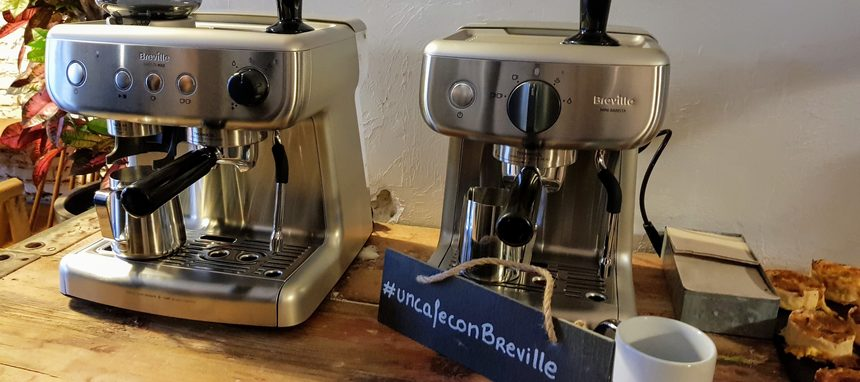 Breville entra en café con la gama Barista