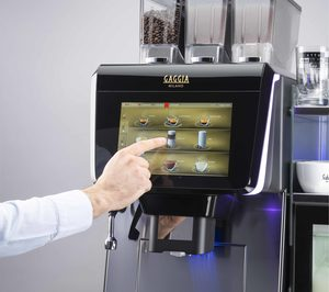 Quality Espresso lanza 'La Radiosa', la nueva superautomática de Gaggia Milano