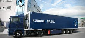 Kuehne + Nagel reduce ventas, pero sigue creciendo en logística