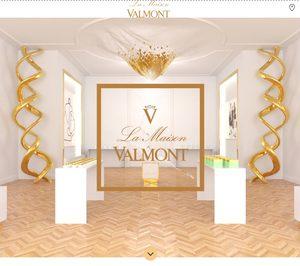 CVL Cosmetics, titular de la enseña Valmont, renueva su e-commerce