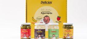 Agrucapers lanza encurtidos saborizados para niños