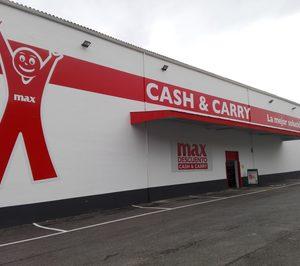 Froiz rescata uno de los Max Descuento de DIA y abre su primer cash fuera de Galicia