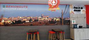 Fragadis estrena un nuevo modelo Eurospar con zona de descanso