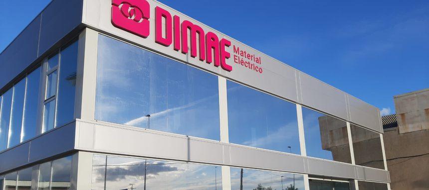 Dielectro Manchego estrena su primer almacén bajo la nueva enseña Dimae