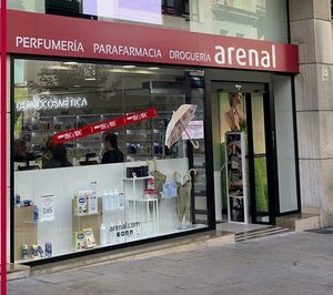 Sexta perfumería Arenal en Asturias