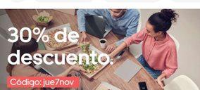 Uber Eats presenta su servicio de recogida en local
