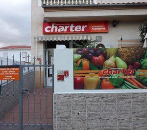 Consum alcanza las 300 franquicias de su enseña Charter