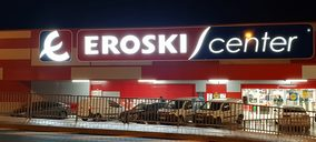Vegalsa-Eroski reorganiza su red de tiendas