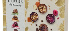 Nestlé lanza los bombones 'L'Atelier' y un 'Kit Kat' étnico