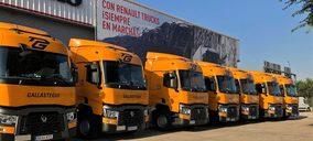 Transporte Gallastegui invierte en potenciar su flota