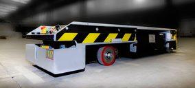 Tatoma apuesta por los vehículos autónomos para el movimiento de cargas