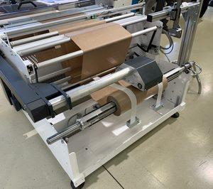 Per-Pack presenta el equipo de envasado Paper X