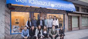 El ecommerce Tienda Azul estrena un nuevo establecimiento físico