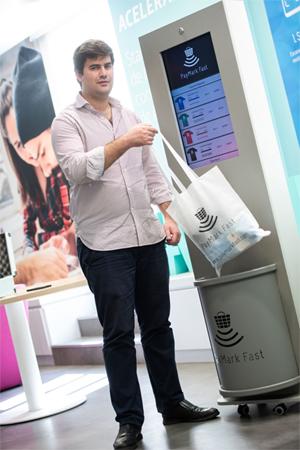 'Nestlé Market' estrena el pago con reconocimiento facial