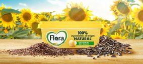 Flora conecta con el universo veggie