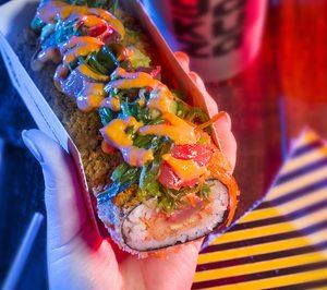 Sushi Yakuza abre en Madrid capital su tercer local